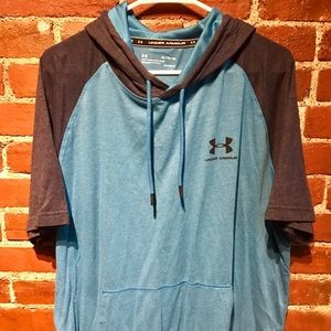 Under Armour Heatgear Loose Cutoff Sweatshirt